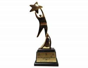 جشنواره ملی برندهای برتر محبوب مصرف کنندگان - 94