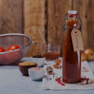 Hot and cold sauces